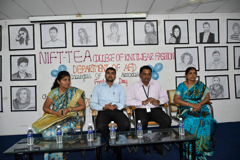 Inauguration of Department Association 'SIRE' and Fresher's Welcome Ceremony