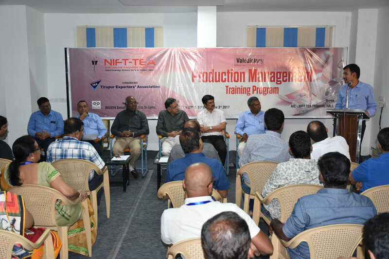 Production Management Training Program Valedictory Function