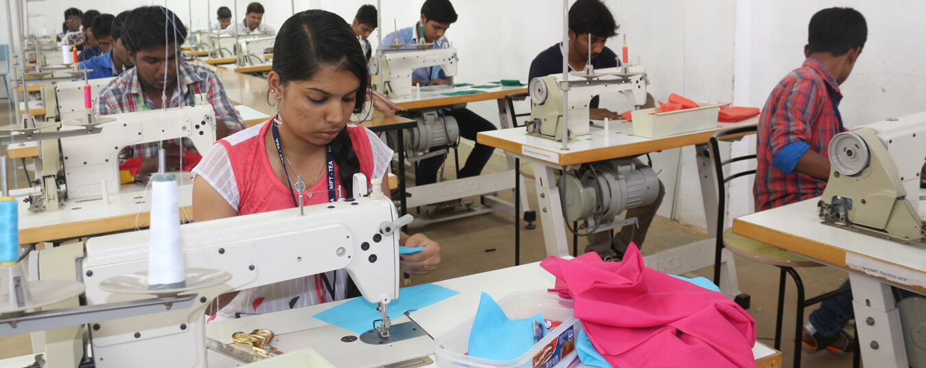 B.Sc Garment Designing & Production