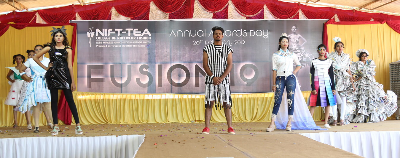 Nift Tea College of Knitwear Fashion, Tirupur, Tamilnadu, India